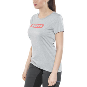 ION Seek DR SS Tee Women grey melange